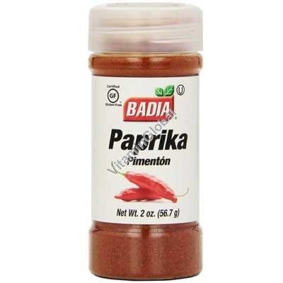 Паприка без глютена 56.7 гр - Badia