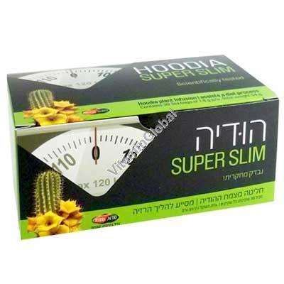 Травяной чай для похудения Hoodia Super Slim 30 фильтр-пакетиков - Oriental Secrets