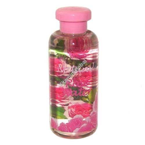 Натуральная розовая вода 250 мл - Лема
