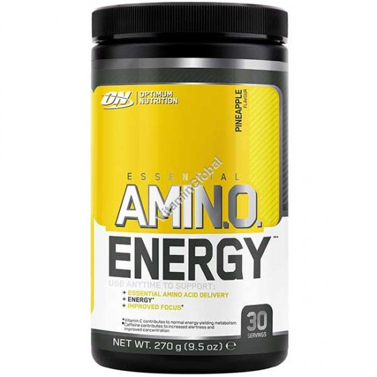 Амино-энергетический комплекс вкус ананаса 270 гр - Optimum Nutrition