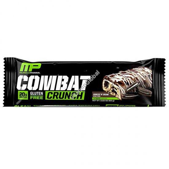 Протеиновый батончик вкус печенье крем 63 гр - MusclePharm