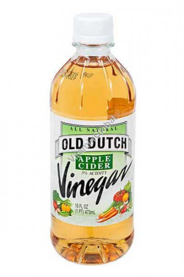 Натуральный яблочный уксус 5% 473 мл - Old Dutch