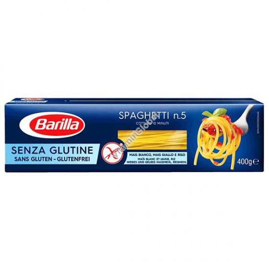 Безглютеновые макароны спагетти 400 гр - Барилла