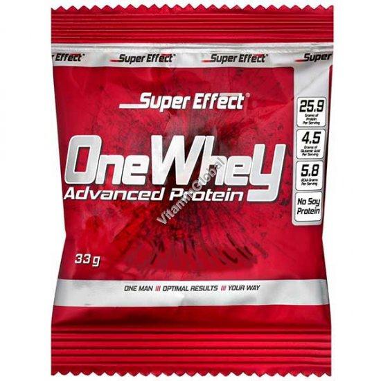 Сывороточный протеин со вкусом сгущенки 33 гр (1 порция) - Super Effect