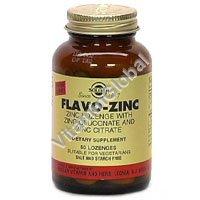 Цинк сосательные таблетки 23 мг 50 таблеток - Сольгар