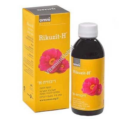 Рикузит-H для повышения концентрации и усидчивости у гиперактивных детей 250 мл - Omni