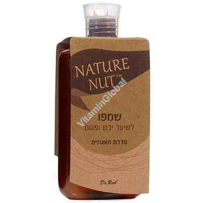 Шампунь для сухих и поврежденных волос 400 мл - Nature Nut