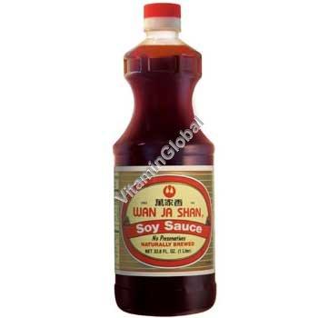 Соевый соус Тамари 1 л. - Mandarin INC.