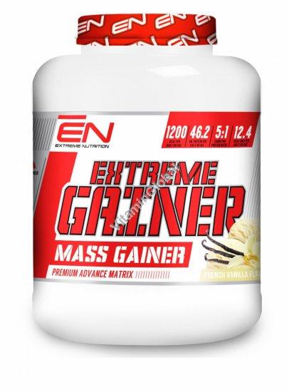 Экстрим гейнер кус бельгийского шоколада 4.50 кг - Extreme Nutrition