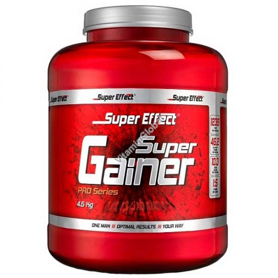Супер гейнер вкус шоколадный 4.5 кг - Super Effect