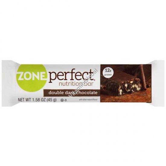Питательный батончик горький шоколад 45 гр - Zone Perfect