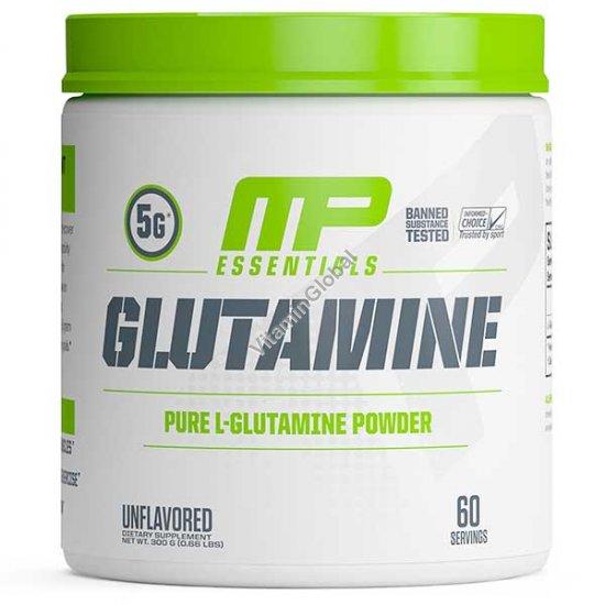 Глютамин в порошке 300 гр - MusclePharm