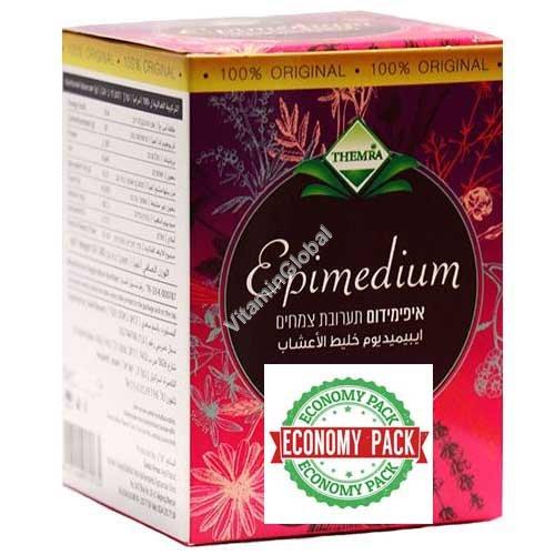 Epimedium - добавка для повышения сексуальной активности у мужчин и женщин 240 гр - Themra