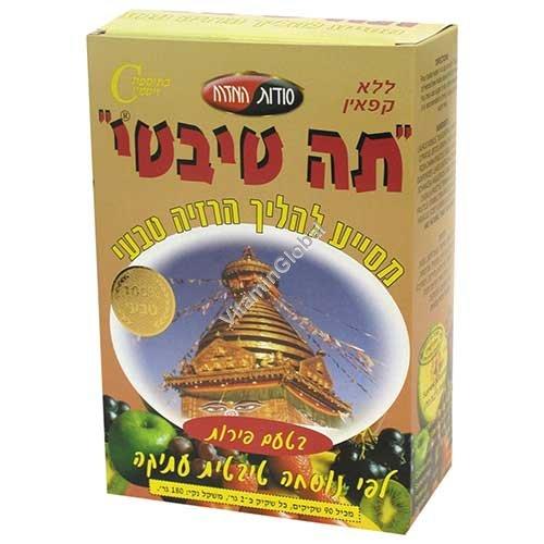 Тибетский чай с фруктовым вкусом 90 пак. - Oriental Secrets