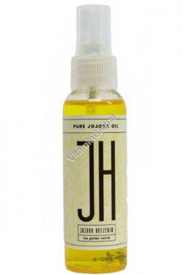 Натуральное масло жожобы 60 мл - Hatzerim
