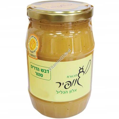 Натуральный пчелиный мед 500 гр - пасека Офир