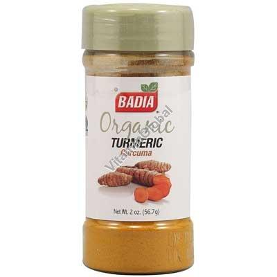 Органическая куркума молотая 56.7 гр - Badia