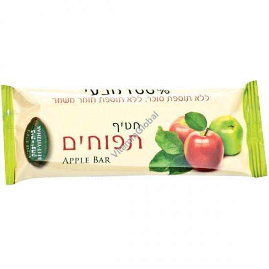Батончик из яблок с орехами без добавления сахара 40 гр - Beit Yizhak