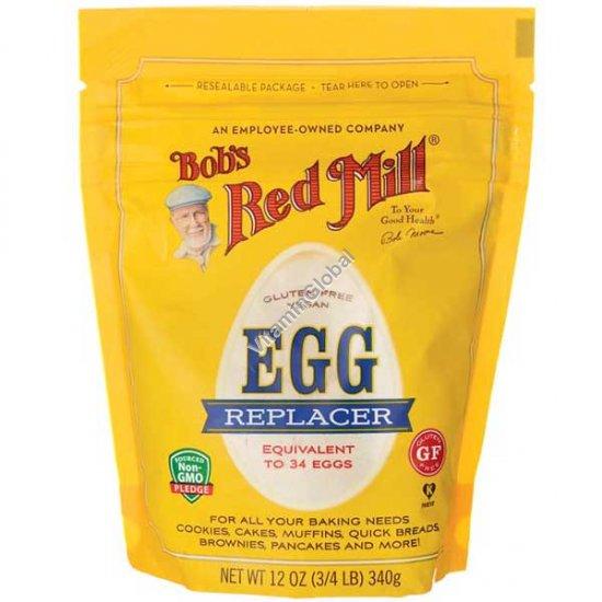 Веганский безглютеновый заменитель яиц 340 гр - Bob\'s Red Mill