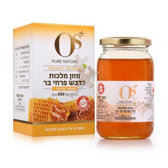 Маточное молочко 37000 мг в меду 450 гр - OS