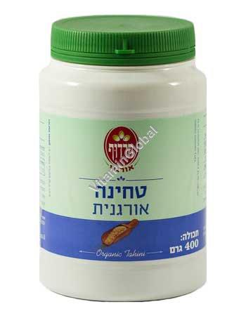 Органическая тахина - кунжутная паста 400 гр - Harduf