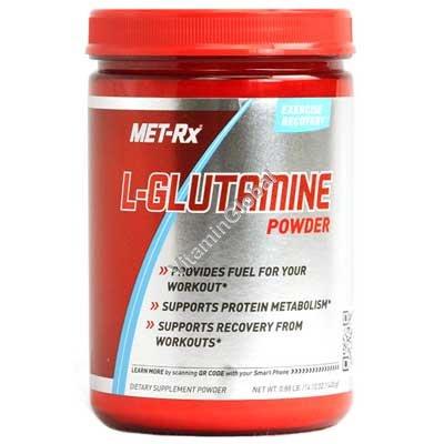 Л-Глютамин в порошке 400 гр - Met-Rx