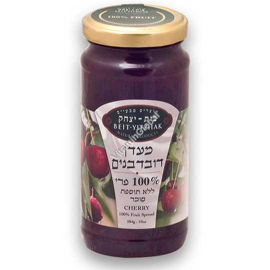 Натуральный джем из вишни без добавления сахара 284 гр - Бейт Ицхак