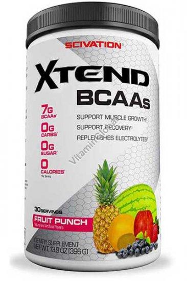 Xtend – комплекс аминокислот BCAA с фруктовым вкусом 396 гр - Scivation