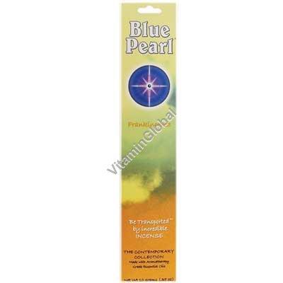 Индийские натуральные благовония ладан 10 гр - Blue Pearl