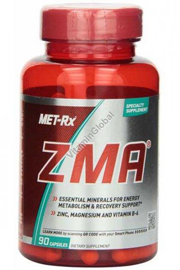 ZMA для повышения силовых показателей 90 капсул - Met-Rx