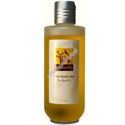 Органическое масло жожобы 200 мл - Raphaello