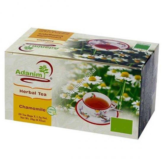 Ромашковый чай 20 фильтр-пакетиков - Аданим