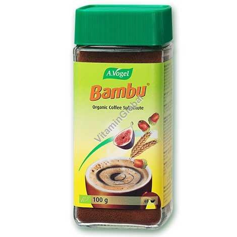 Органический заменитель растворимого кофе Bambu 100 гр - A.Vogel