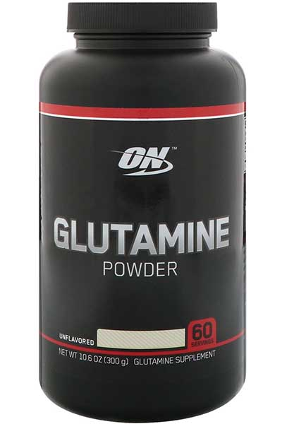 Глютамин в порошке 300 гр - Оптимум Нутришен