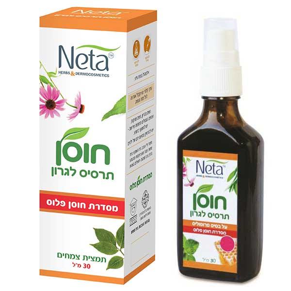 Спрей для устранения воспалений и боли в горле 30 мл - Neta