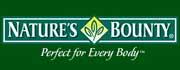 Nature's Bounty - натуральные БАДы