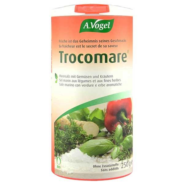 Органическая морская соль с пикантными специями Trocomare 250 гр - A.Vogel